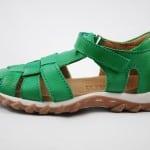 Sandale grün